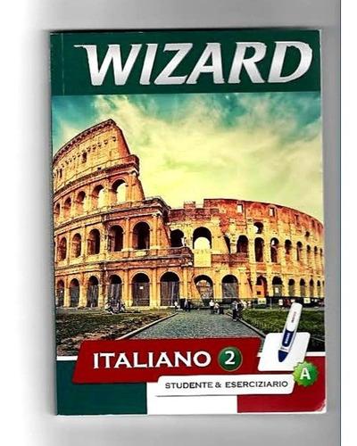 Italiano Wizard Pdf A&b Todos Áudios Mp3 #leia A Descri