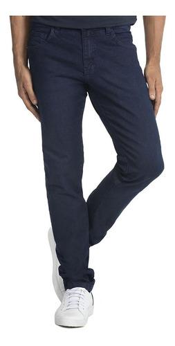 Calça Masculina Slim Jeans Escuro Polo Wear