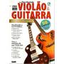 Livro Aprenda E Toque Violão E Guitarra Prof. Theo Machado