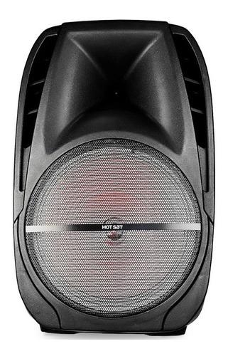 Caixa Ativa Hot 15 Ps1501 A Bluetooth Brinde Tripe 600w
