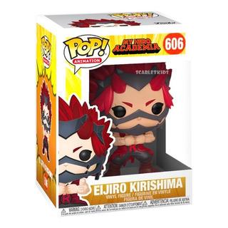 Funko Pop Boku No Hero Academia Eijiro Kirishima 606 Scarlet
