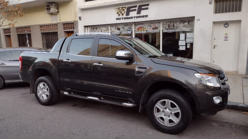 Ford Ranger Limited 4x4 3.2 98.000 Kmts $ 2.600.000 + Ctas