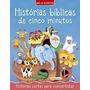 Livro Historias Biblicas De Cinco Mi Organizacao Vic P