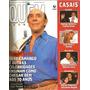 Revista Quem 60/2001 Carla Perez/angélica/deborah/maite