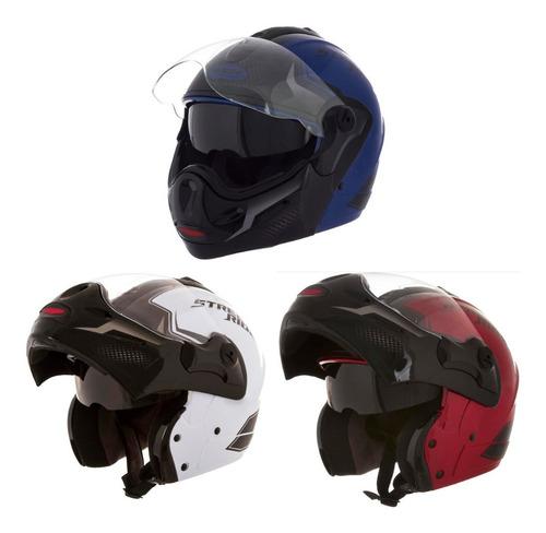 Capacete Moto Captiva Street Rider Transfer Cores Mixs