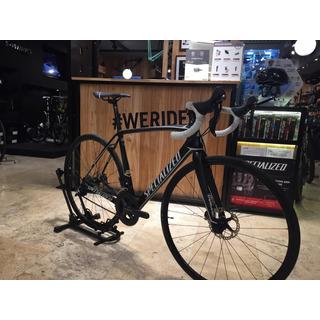 Bicicleta Usada Specialized Tarmac Sl5 Comp Disc 2016 Ruta