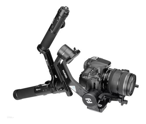 Estabilizador Gimbal Feiyutech Ak4500 4,6kg + Follow Focus