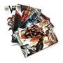 Kit Lote De Gibis Revistas Hqs Novos Vingadores Marvel J7