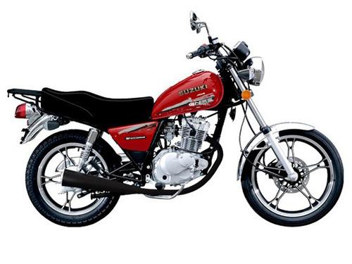 Suzuki Gn 125 Nova_suzuki_bogota_ Cra30
