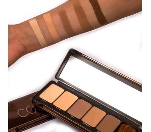 Paleta De Contorno Beauty Creations 100% Original