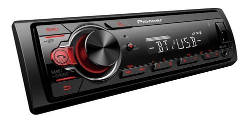 Radio Pioneer Mvh S215bt Usb Aux Bt