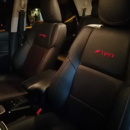 Cojineria Original Toyota Fortuner 2020
