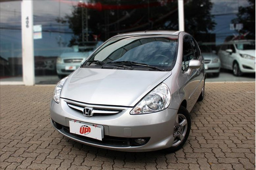 Honda Fit Honda Fit 1.4 Lx 16v Flex 4p Manual  4p - 08/08