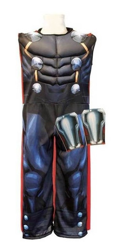Disfraz Thor C Musculo T0 Marvel New Toys 4010