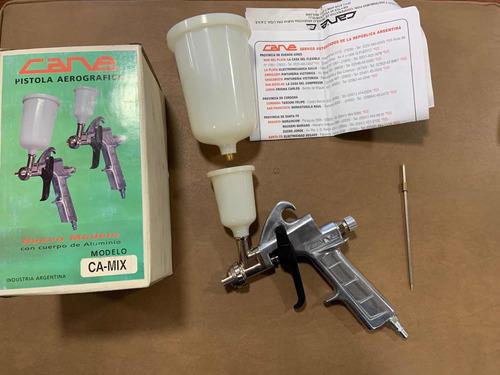 Pistola Canne