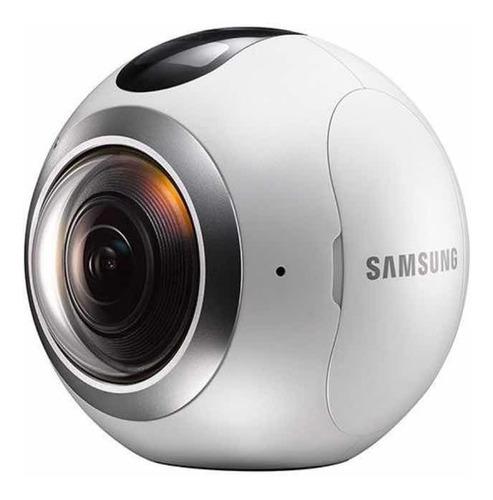 Câmera Panorâmica Samsung Gear 360° - Google Street