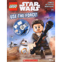 Livro Use The Force Lego Star Wars Lego Snowtrooper