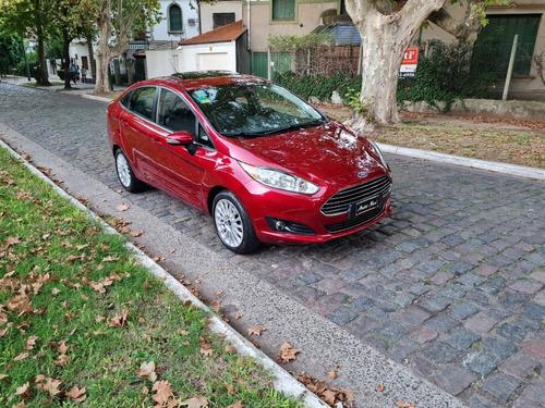 Ford Fiesta Kinetic 1.6n Titanium 4p Mt 2014