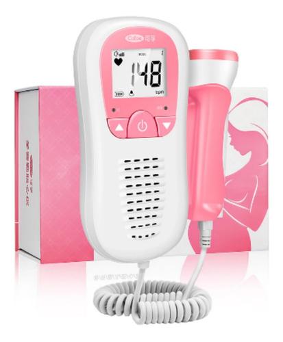Aparelho Monitor Sonar Fetal Ouvir Batimentos Cardíacos