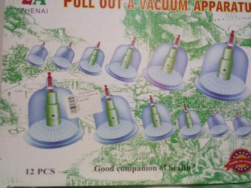 Ventozas A Vacuo Zhenai Importada 12 Peças