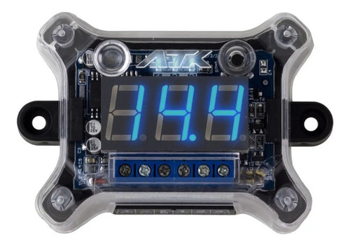 Voltímetro Sequenciador Expert Vs-1 Digital Banda Vs1 Novo
