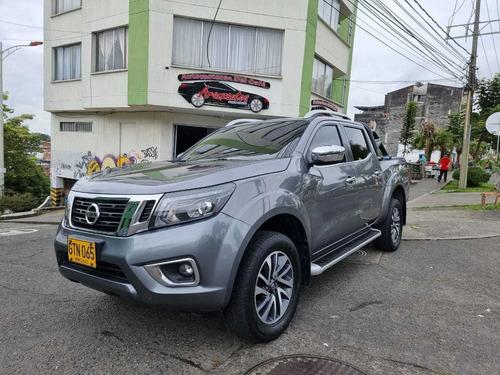 Nissan Frontier 2020 2.5l Automática Diésel 4x4