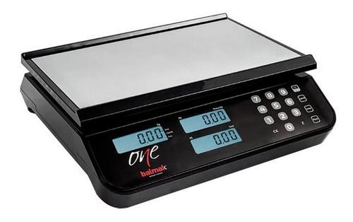 Balança Comercial Digital Balmak Elco 15kg 90v/250v Preto 33.5cm X 23.5cm