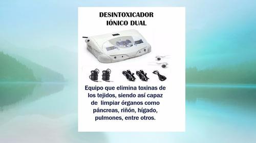 Detox Desintoxicador Y Spa
