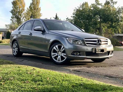 Mercedes-benz Clase C 1.8 C200 Kompressor Avantgarde At 2009