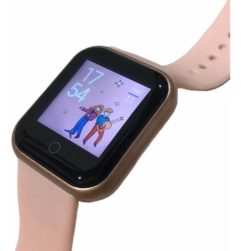 Relogio Inteligente Smartwatch D20 Bluetooth C/nfe