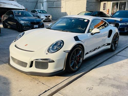 Porsche Gt3 Rs Año:2016