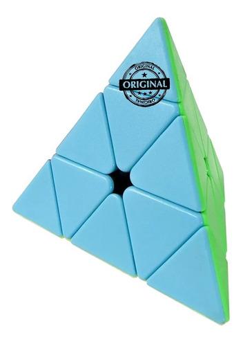Cubo Magico Pyraminx Pirâmide Triângulo Profissional 3x3x3