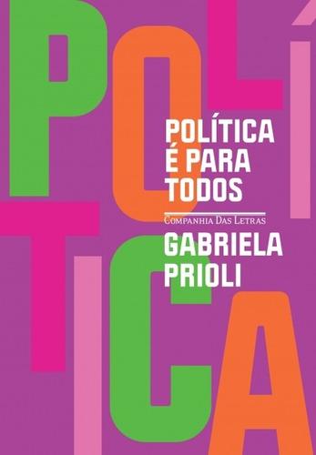 Livro - Política É Para Todos
