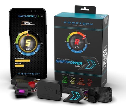 Pedal Shiftpower Chip Modulo Acelerador Bluetooth App Todos