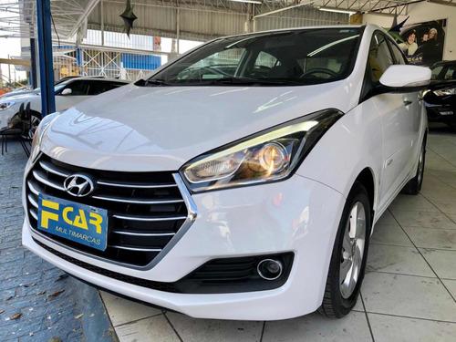Hyundai Hb20s Premiun 1.6 Aut 2017 Revisado,c/garantia