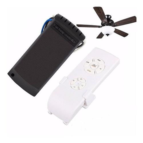 Control Remoto Para Ventilador De Techo Y Luz Kit Universal
