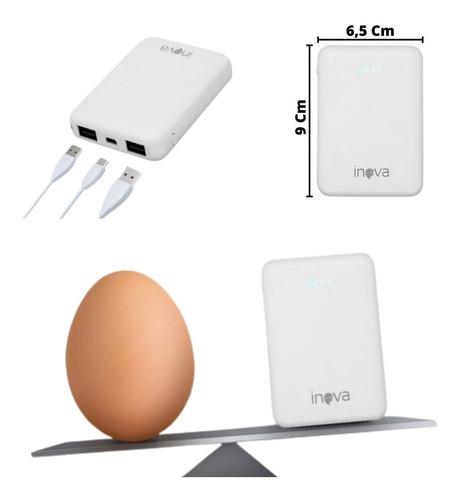 Bateria Portátil Leve E Compacta - Barata E Alta Qualidade