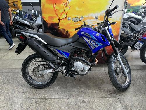 Yamaha Xtz  150 Crosser Z - Azul - King Motos