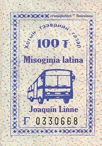 Misoginia Latina De Joaquín Linne Funesiana