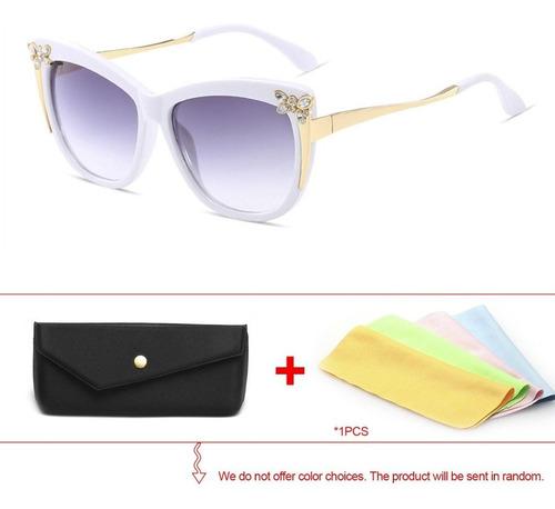 Óculos De Sol Uv De Metal A102 Óculos De Sol Com Armação Pre