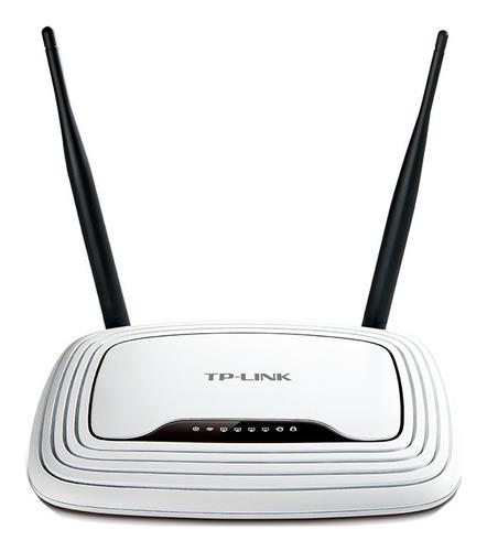 Router Tp-link Tl-wr841n  Blanco 1 Unidad