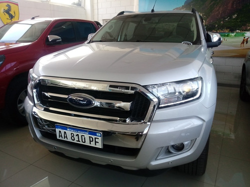 Ford Ranger Limited 4x4  At. 2016