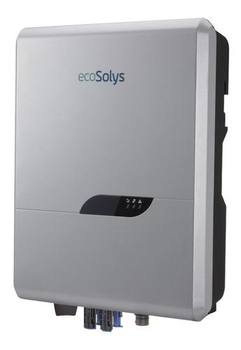 Inversor On Grid Tie 5kwp 5000w 220v Elite 2mppt Ecosolys