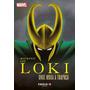 Livro Loki Onde Mora A Trapaca