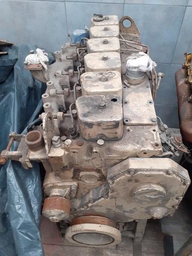 Motor Cumins 6cil Estacionario Industrial Completo.. 152hp