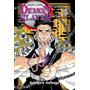 Mangá Demon Slayer Kimetsu No Yaiba Volume 15 Novo Lacrado