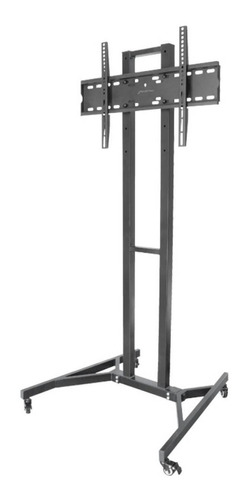 Soporte Mitzu Lcd-3072 De Piso Para Tv/monitor De 32  A 70  Negro