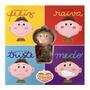 Coleção Sentimentos E Emoções 4 Livros Infantis Boneco