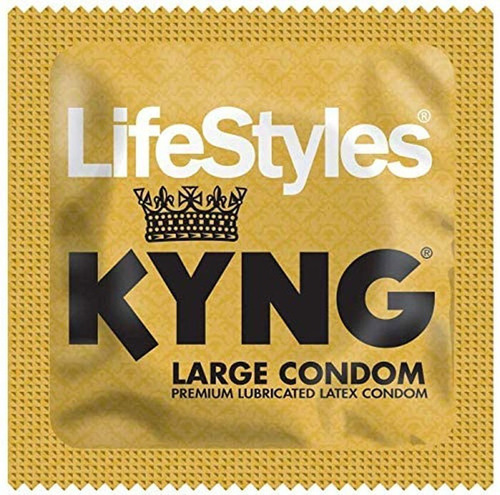 Condones Preservativos Xxl Lifesty - Unidad a $2158