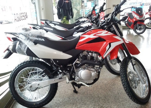 Honda Xr150l 2021 0km En Motorrader